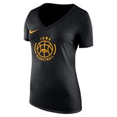 Women's Nike Iowa Hawkeyes Basketball Tee