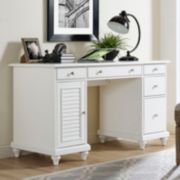 Crosley Furniture Palmetto Storage Desk