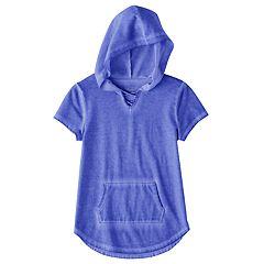 Girls Hoodies & Sweatshirts Kids Tops & Tees - Tops, Clothing | Kohl's