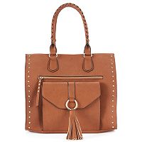 SONOMA Goods for Life™ Ruby Tassel Satchel