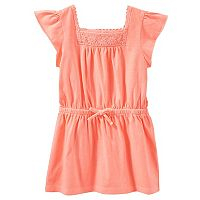 Toddler Girl OshKosh B'gosh® Crocheted Tunic