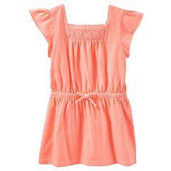 Toddler Girl OshKosh B'gosh® Crocheted Tunic