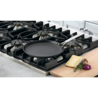 Cuisinart Chef's Classic Nonstick Hard-Anodized Stainless Steel 10-in. Crepe Pan