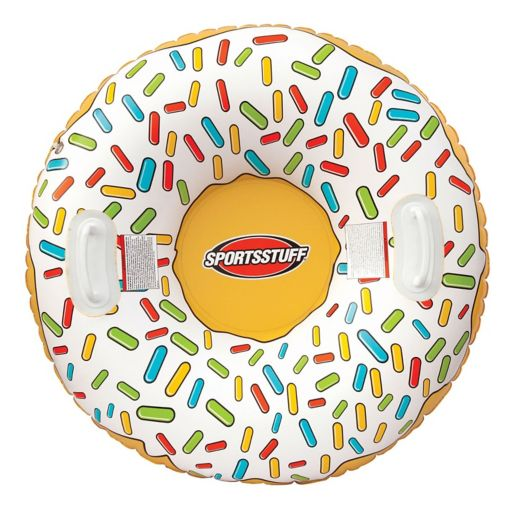 Sportsstuff Donut Inflatable Snow Tube