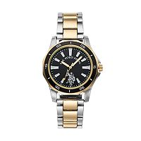 U.S. Polo Assn. Men's Two Tone Watch - USC80474