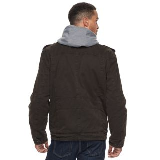 Men's Levi's® Four-Pocket Hooded Trucker Jacket