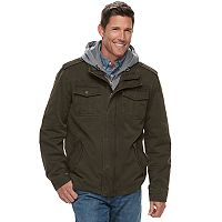 Men's Levi's® Four-Pocket Hooded Trucker Jacket
