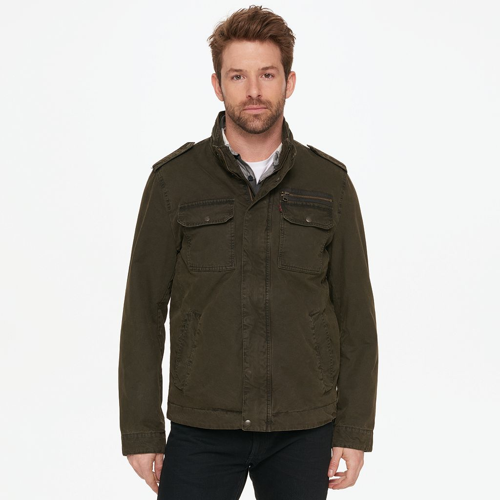 Men's Levi's Military Jacket