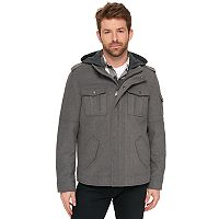 Men's Levi's® Wool-Blend Hooded Trucker Jacket
