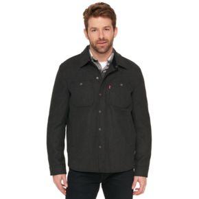 Men's Levi's® Wool Shirt Jacket