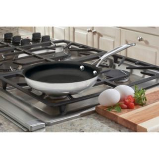 Cuisinart Chef's Classic Stainless Steel Nonstick Skillet
