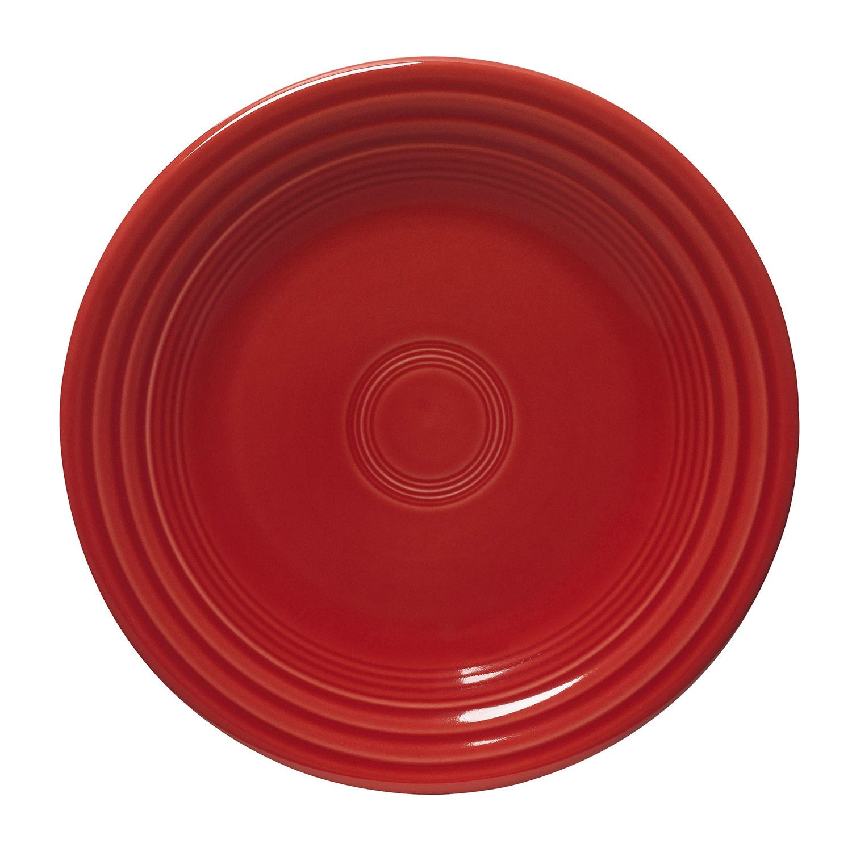 Luncheon Plate  sc 1 st  Kohl\u0027s & Red Fiesta Dinnerware \u0026 Serveware Kitchen \u0026 Dining | Kohl\u0027s