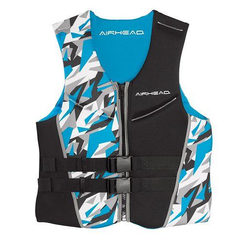 Men's Airhead Camouflage Cool Neolite Kwik Dry Vest
