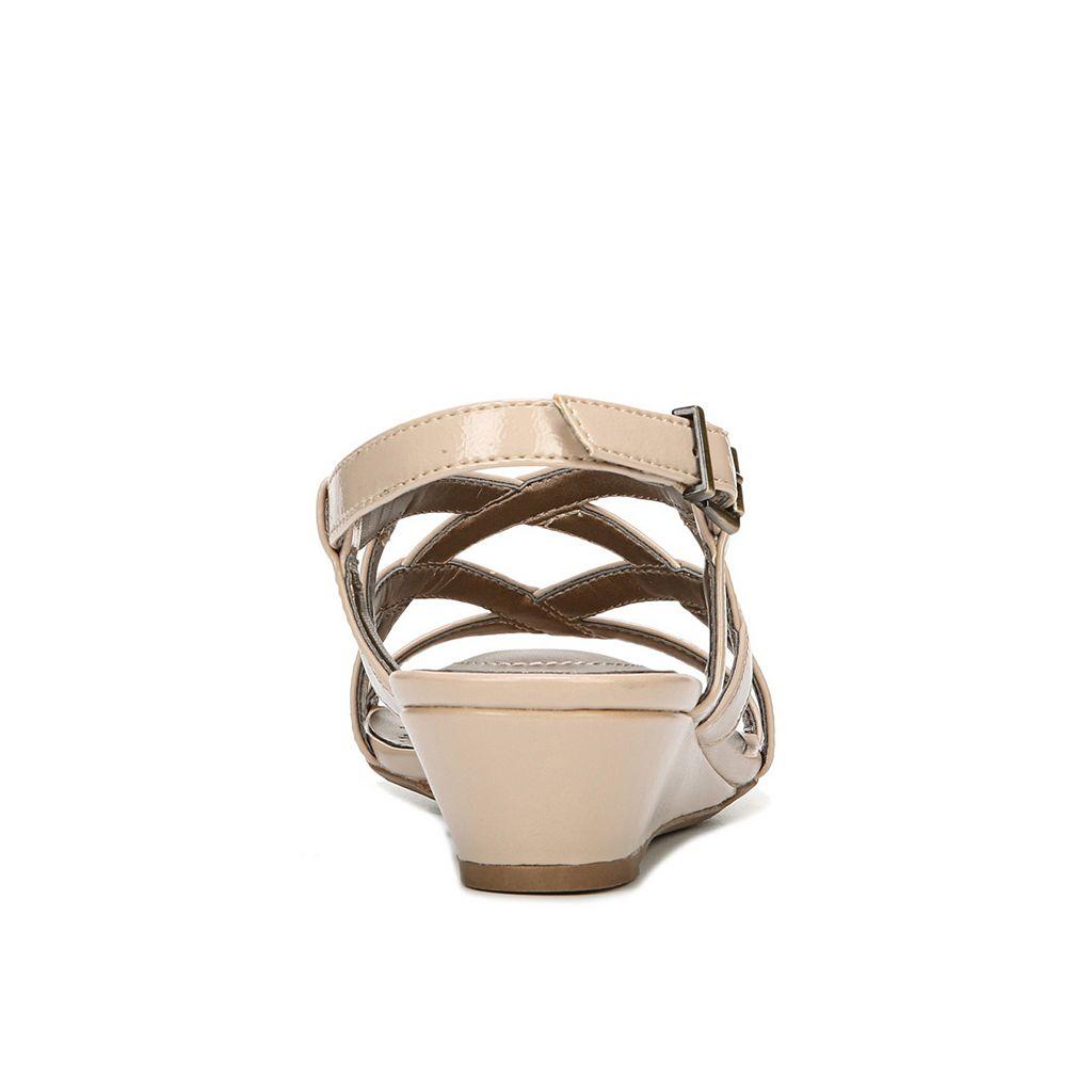 LifeStride Yuppies Women's Wedge Sandals
