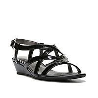 LifeStride Yuppies Women's Wedge Sandals