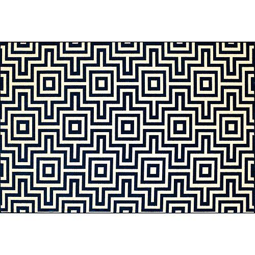 Momeni Baja Geometric I Indoor Outdoor Rug
