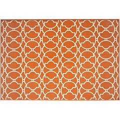 Momeni Baja Geometric II Indoor Outdoor Rug