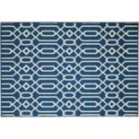 Momeni Baja Scroll Indoor Outdoor Rug