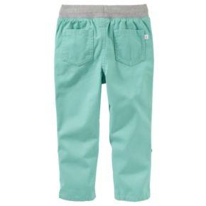 Toddler Boy OshKosh B'gosh® Convertible Jogger Pants