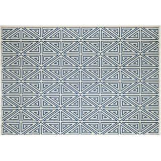 Momeni Baja Diamond Geometric Indoor Outdoor Rug