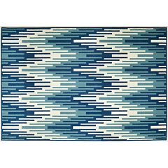 Momeni Baja Wave Indoor Outdoor Rug