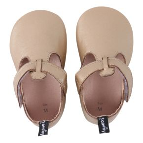 Baby Girl Tommy Tickle T-Bar Crib Shoes