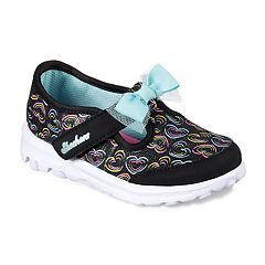Skechers GOwalk Flutter Fabulous Girls' Sneakers