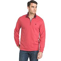 Men's IZOD Nauset Saltwater Fleece Quarter-Zip Pullover