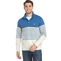 Men's IZOD Nauset Saltwater Striped Stretch Fleece Hoodie