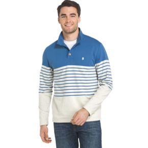 Men's IZOD Nauset Saltwater Striped Stretch Fleece Hoodie