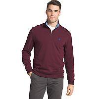Men's IZOD Advantage Regular-Fit Performance Quarter-Zip Fleece Pullover