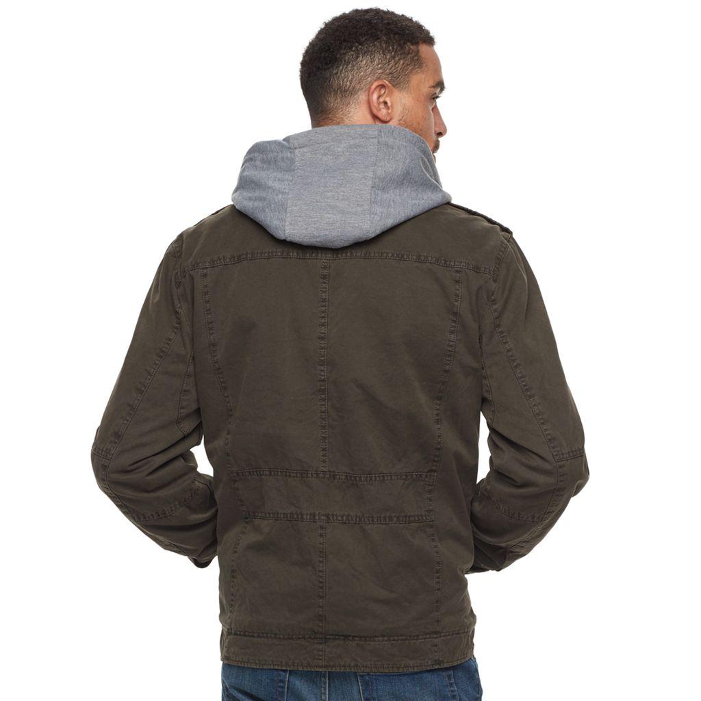 Men's Levi's® Sherpa-Lined Trucker Jacket