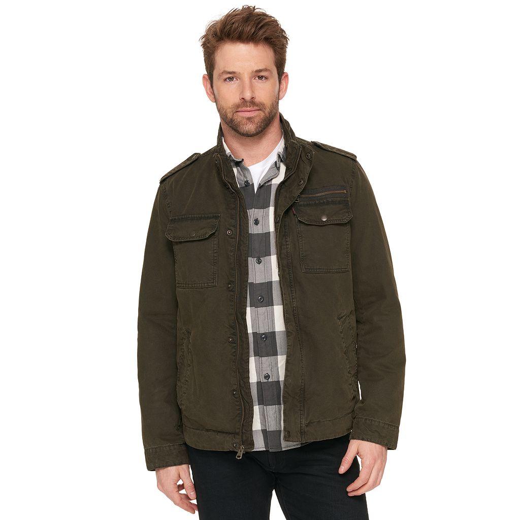 Men's Levi's® Military Jacket