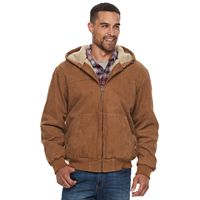 Men's Levi's® Sherpa-Lined Workwear Bomber Jacket