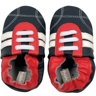 Baby Boy Tommy Tickle Sneaker Slip-On Crib Shoes