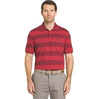 Men's IZOD Sportflex Classic-Fit Striped Stretch Performance Polo