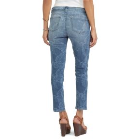 Petite Chaps Crop Skinny Jeans