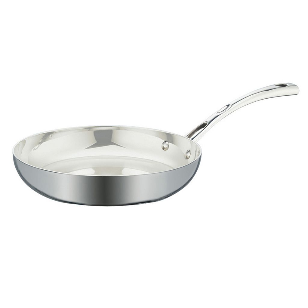 Cuisinart French Classic Tri-Ply Stainless Steel Skillet