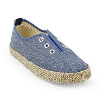 Unionbay Alverson Boys' Espadrille Shoes