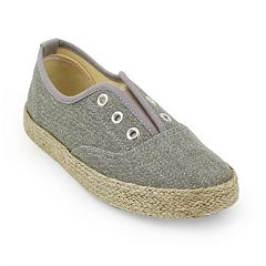Unionbay Alverson Boys' Espadrille Shoes