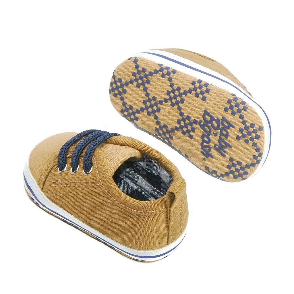 Baby Boy OshKosh B'gosh® Canvas Low Top Sneaker Crib Shoes