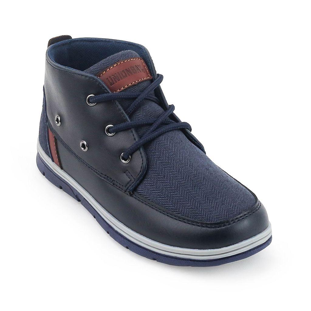 Unionbay AeroSpace Boys' High Top Sneakers