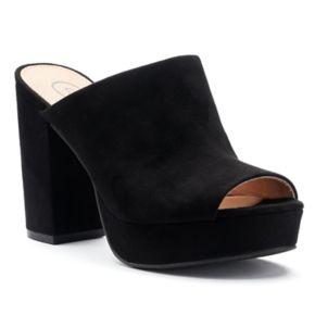 Candie's® Admire Women's Platform Mules