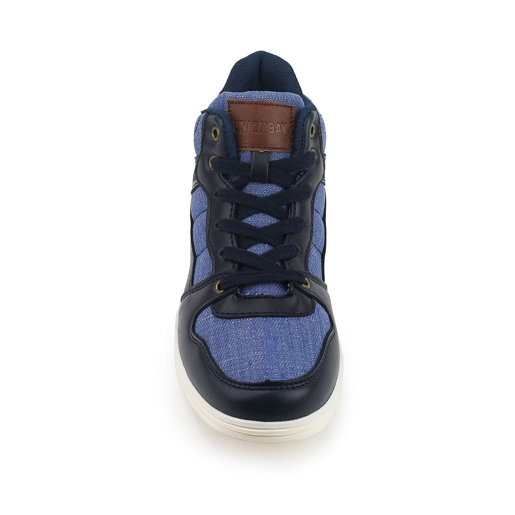 Unionbay Gladin Boys' High Top Sneakers