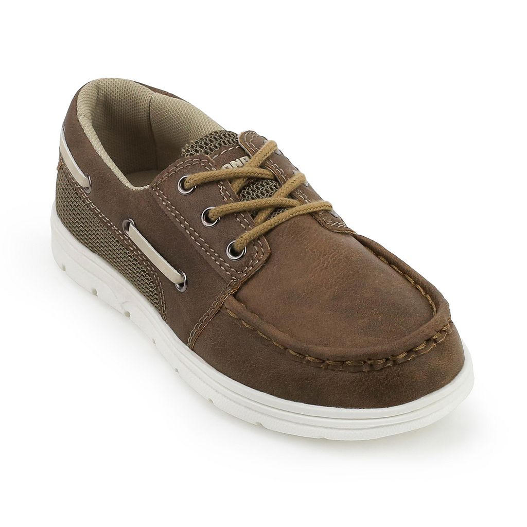 Unionbay Coral Boys' Boat Shoes