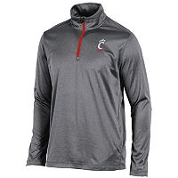 Men's Champion Cincinnati Bearcats 1/4-Zip Pullover