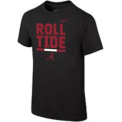 Boys 8-20 Nike Alabama Crimson Tide Local Verbiage Tee