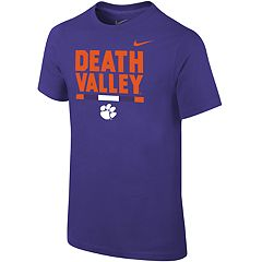 Boys 8-20 Nike Clemson Tigers Local Verbiage Tee