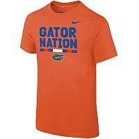 Boys 8-20 Nike Florida Gators Local Verbiage Tee