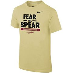 Boys 8-20 Nike Florida State Seminoles Local Verbiage Tee
